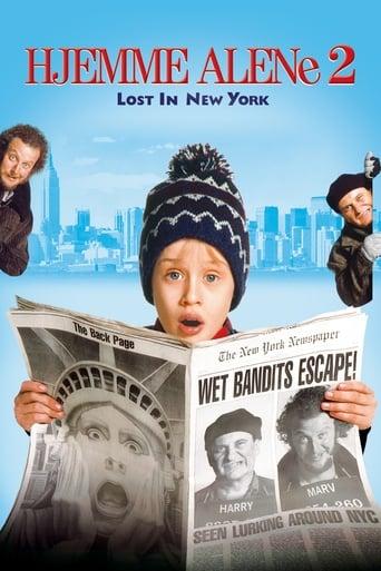 Alene hjemme 2 - Forlatt i New York