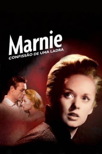 Marnie, Confissões de uma Ladra - Poster