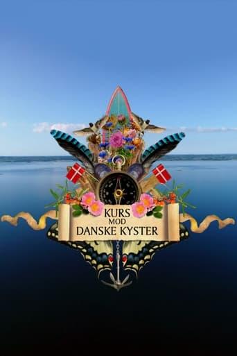 Kurs mod danske kyster