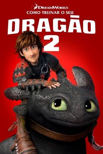 Como Treinar o Seu Dragão 2 - Poster