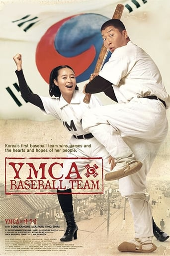 Poster of YMCA Baseball Team
