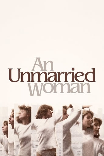 Poster of An Unmarried Woman