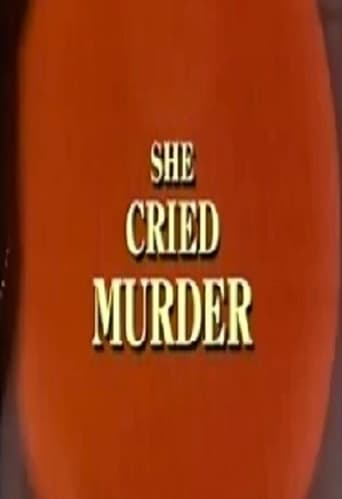 Poster of She Cried Murder