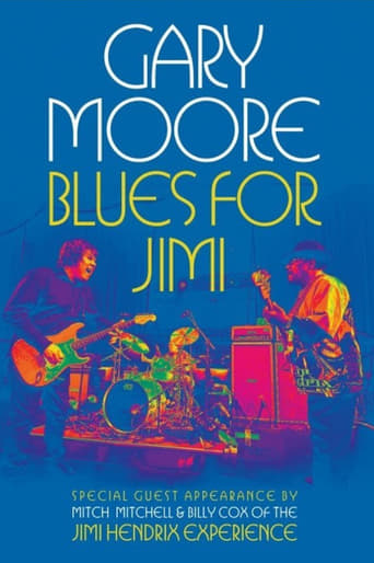Watch Gary Moore: Blues for Jimi full movie downlaod openload movies
