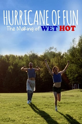 Poster of Hurricane of Fun: The Making of Wet Hot