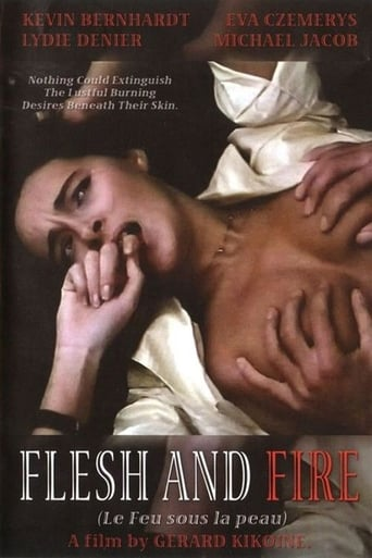 Poster of Flesh and Fire
