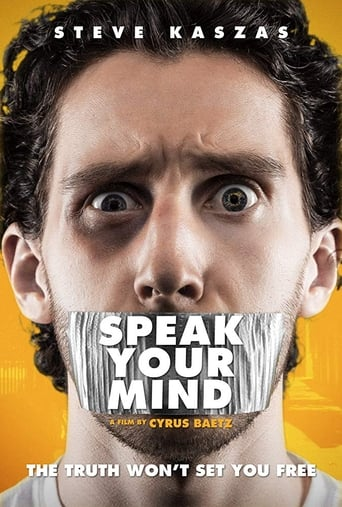 Speak Your Mind Poster
