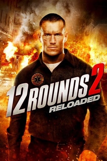Poster of 12 Rounds 2: Reloaded
