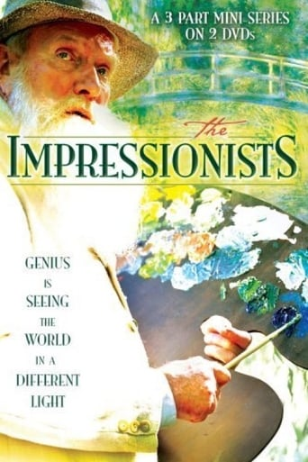 Poster of The Impressionists