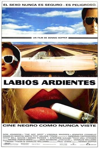 Poster of Labios ardientes