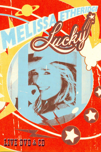 Poster of Melissa Etheridge - Lucky Live