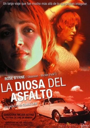 Poster of La diosa del asfalto