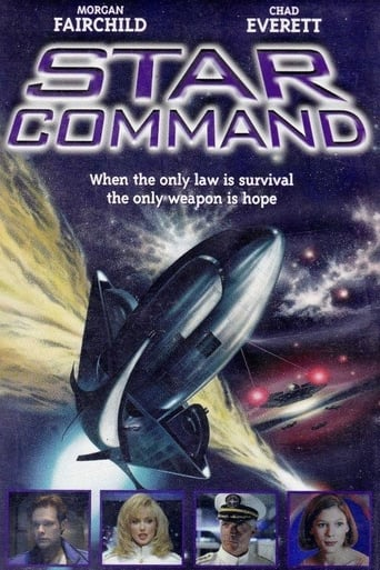 Poster of Star Command