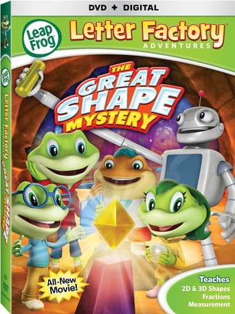 Poster of LeapFrog: Letter Factory Adventures - The Great Shape Mystery