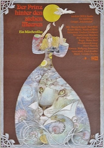 Poster of The Prince Beyond the Seven Seas