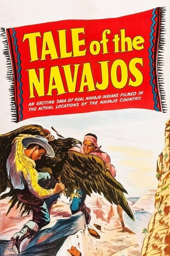 Poster of Tale of the Navajos