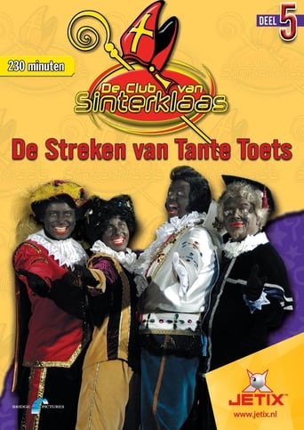 De Club Van Sinterklaas 5 De Streken Van Tante Toets