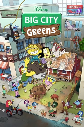 Poster of Big City Greens