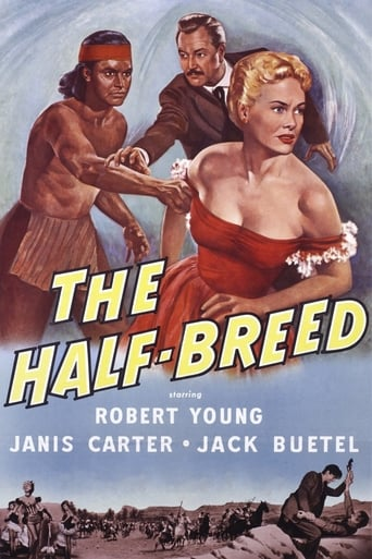 Poster of The Half-Breed