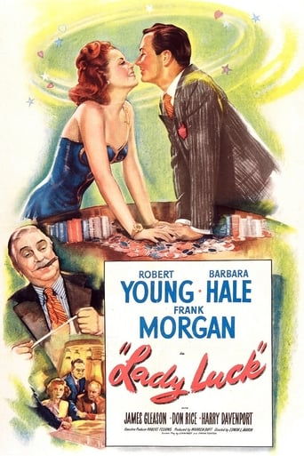 Poster of Lady Luck