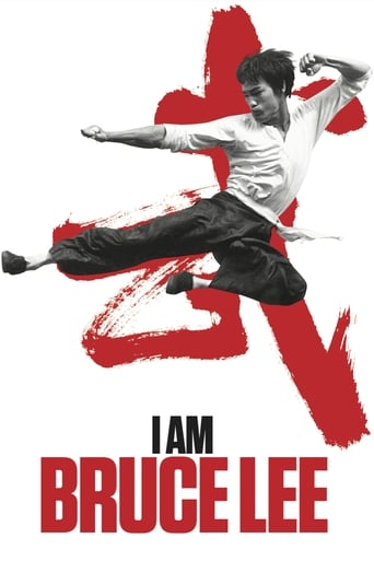 Poster of I Am Bruce Lee