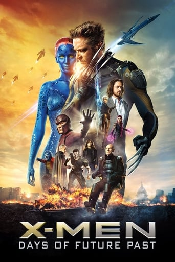 Poster of X-Men: Days of Future Past