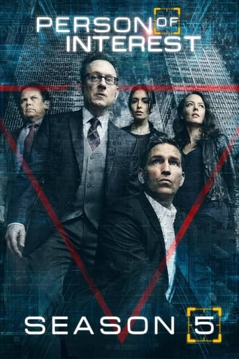 Judantis objektas / Person of Interest (2016) 5 Sezonas