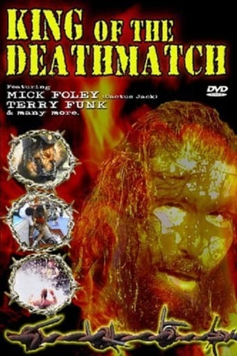 IWA: King of the Deathmatch Movie Poster