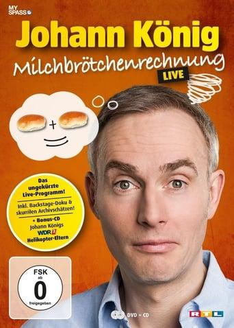 Johann König live! Milchbrötchenrechnung Stream