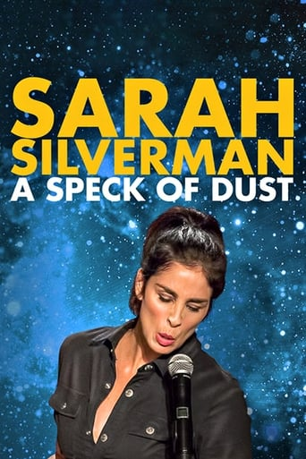 Sarah Silverman: A Speck of Dust poster
