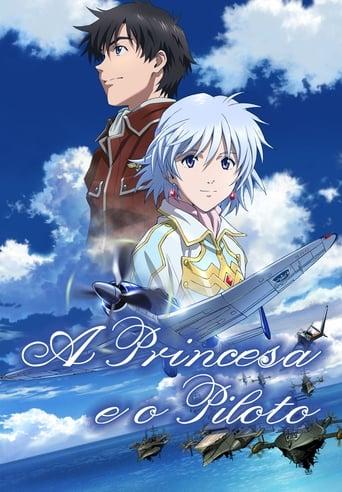 A Princesa e o Piloto - Poster