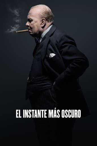 Poster of El instante más oscuro