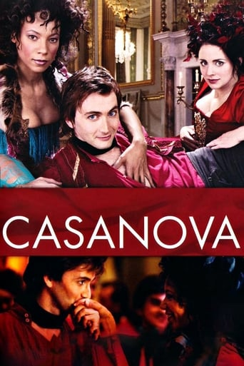Poster of Casanova (TV Series)