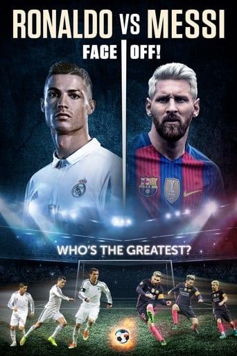 Poster of Ronaldo vs. Messi: Face Off!