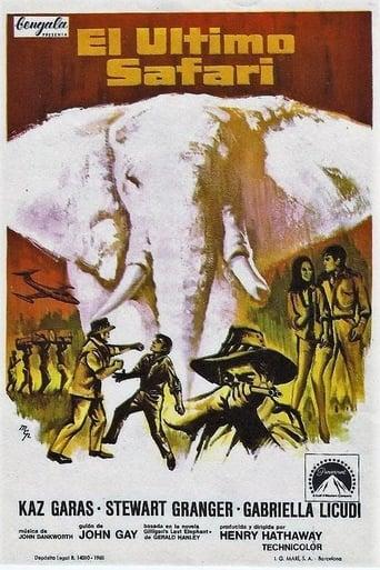 Poster of El último safari
