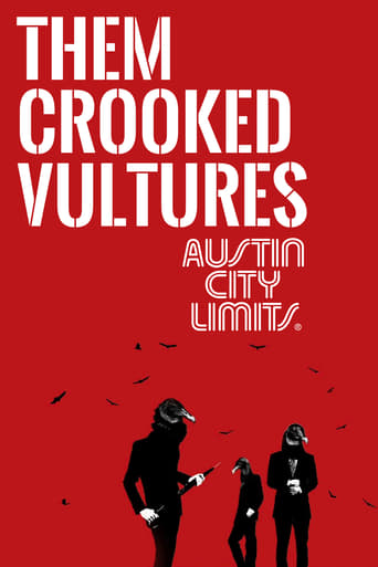 Them Crooked Vultures Austin City Limits