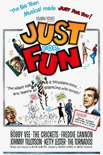 Poster of Just for Fun