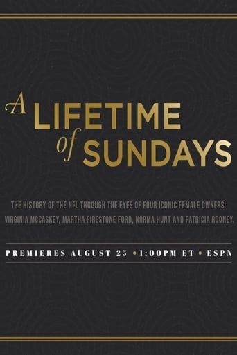 Poster of A Lifetime of Sundays