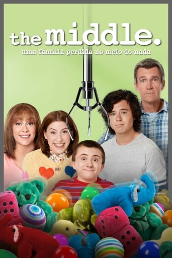 Uma Família Perdida no Meio do Nada 8ª Temporada - Poster