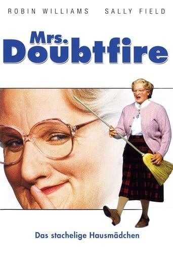 Mrs. Doubtfire - Das stachelige Hausmädchen - Komödie / 1994 / ab 6 Jahre