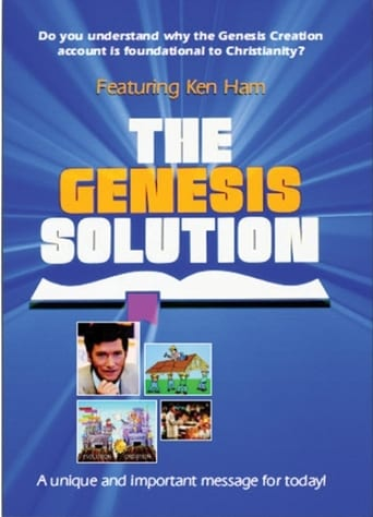 Poster of The Genesis Solution