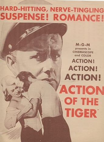 Poster of Action of the Tiger