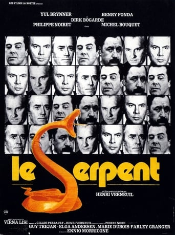 voir film Le Serpent streaming vf