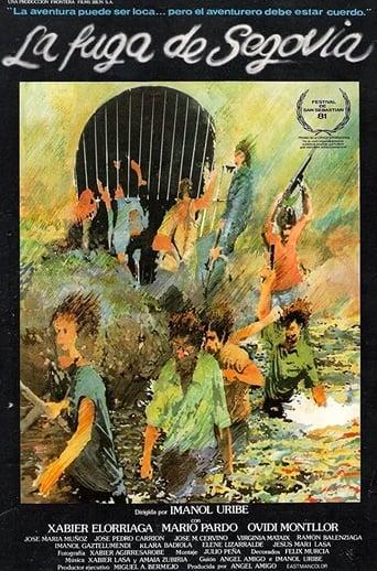 Poster of Escape from Segovia