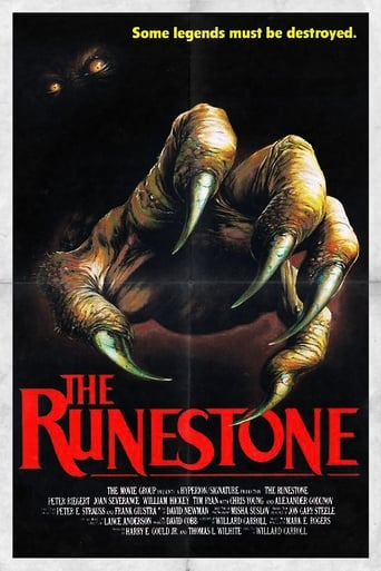 Poster of The Runestone
