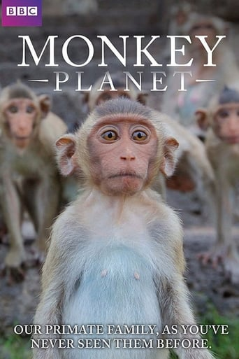 Monkey Planet Movie Poster