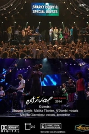Snarky Puppy with Special Guest -  Live at Estival Jazz Lugano