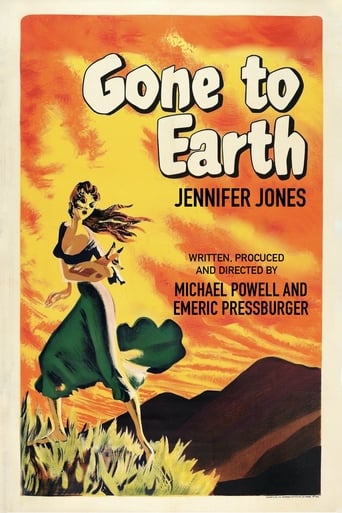 Poster of Gone to Earth