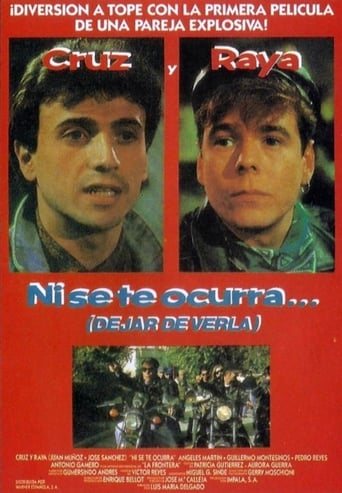 Poster of Ni se te ocurra... (dejar de verla)