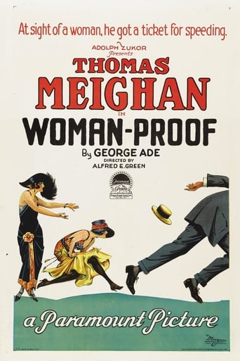 Poster of Woman-Proof